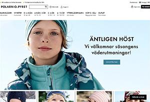 Polarn O. Pyret Rabatt / Återbäring