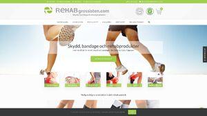 Rehabgrossisten.com Rabatt / Återbäring
