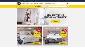 Sängjätten Rabatt / Återbäring