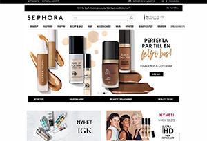 Sephora Rabatt / Återbäring