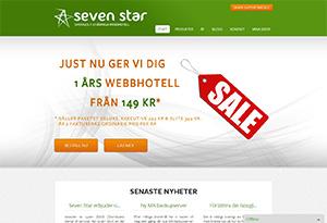 Seven Star Rabatt / Återbäring