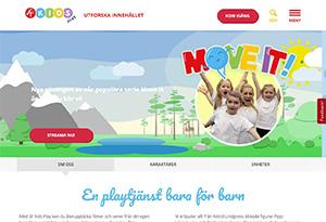 SF Kids Play Rabatt / Återbäring