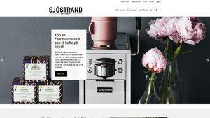 Sjöstrand Coffee Rabatt / Återbäring