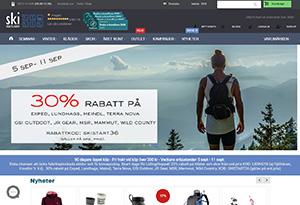 Skistart Rabatt / Återbäring