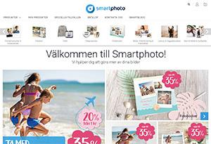 Smartphoto Rabatt / Återbäring