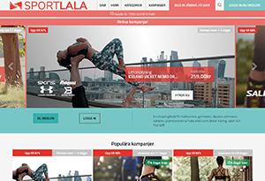 Sportlala Rabatt / Återbäring