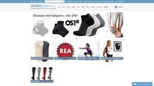 Sportsmart.se Rabatt / Återbäring