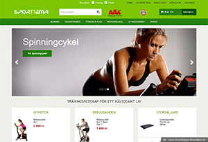 Sporttema Rabatt / Återbäring