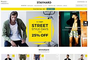 Stayhard Rabatt / Återbäring