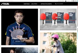 STIGA Sports Rabatt / Återbäring