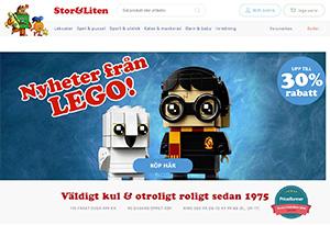 Stor&Liten Rabatt / Återbäring