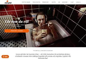 Storytel Rabatt / Återbäring