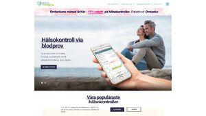 Svensk Provtagning Rabatt / Återbäring