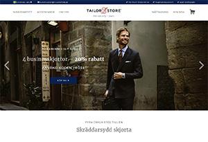 Tailorstore Rabatt / Återbäring