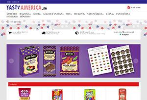 Tasty America Rabatt / Återbäring
