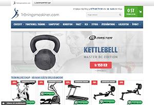 Träningsmaskiner.com Rabatt / Återbäring