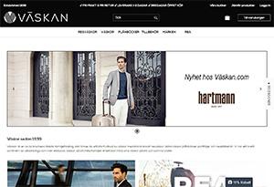 Väskan.com Rabatt / Återbäring