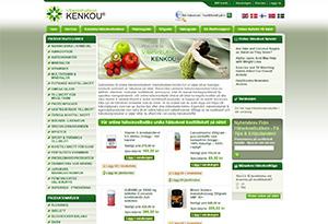 Vitaminbutiken Kenkou Rabatt / Återbäring