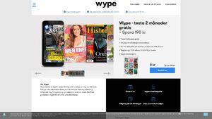 Wype Rabatt / Återbäring