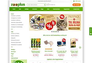 Zooplus Rabatt / Återbäring